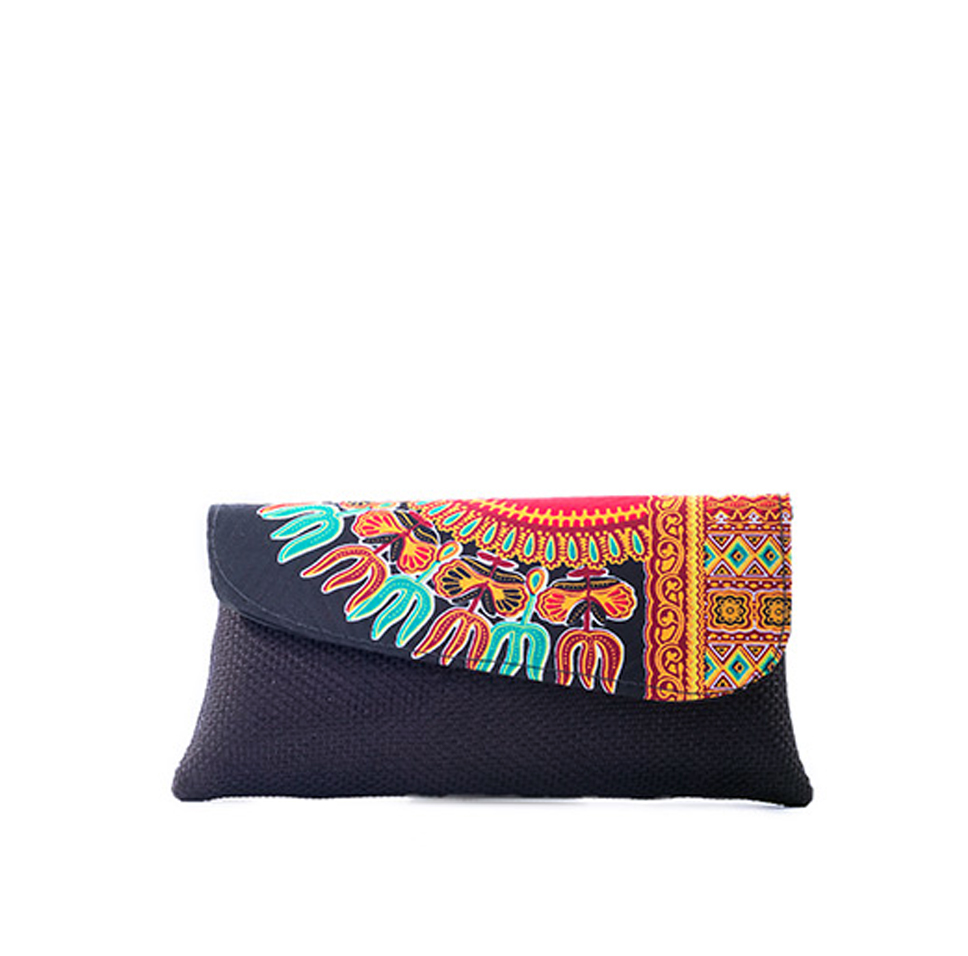 Kenyan Black Clutch Bag Reka Afrika Africa S Online